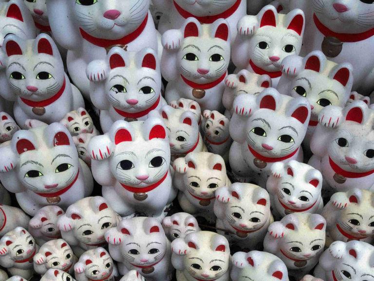 Tiere in japanischen Märchen und Spukgeschichten