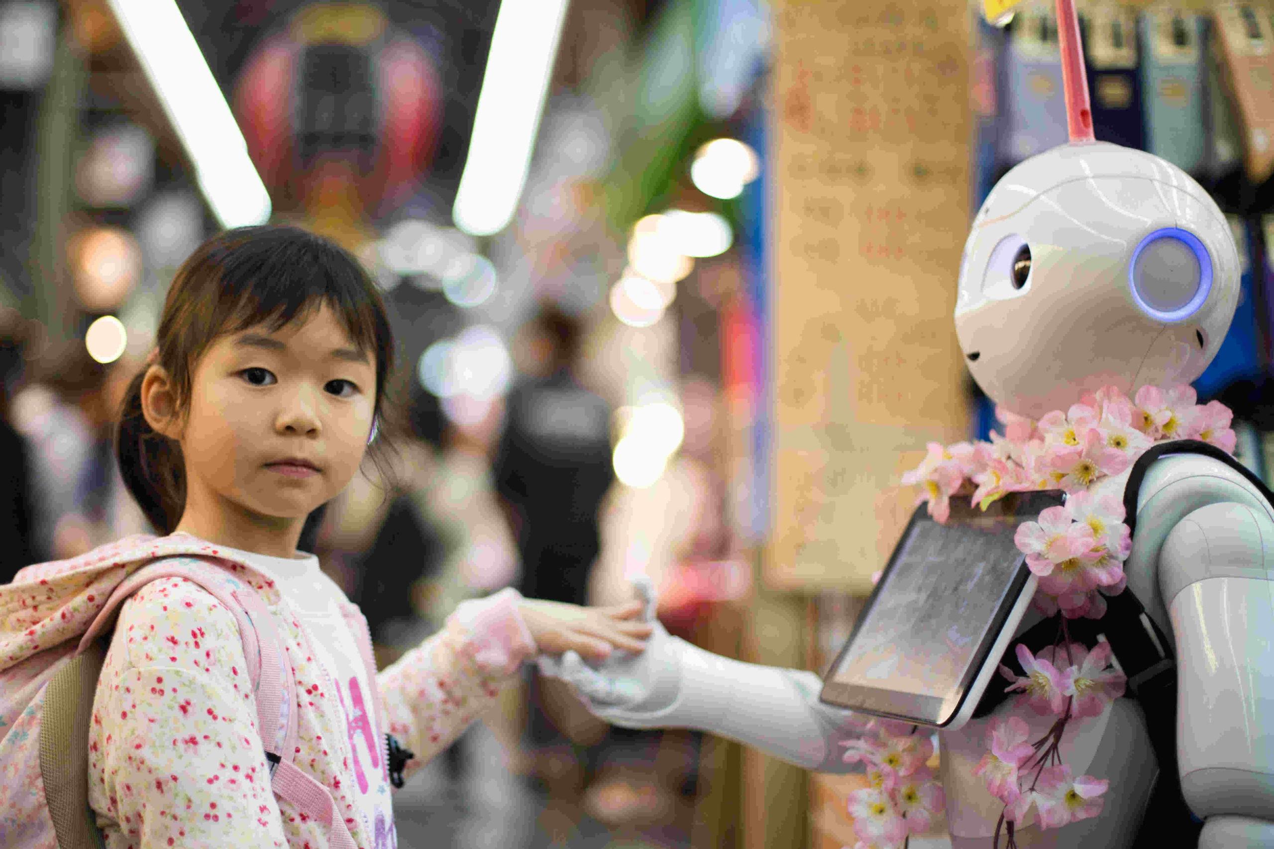 Auf dem Weg zur Roboter-Nation